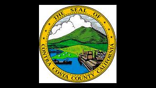 The seal of contra costa county california
