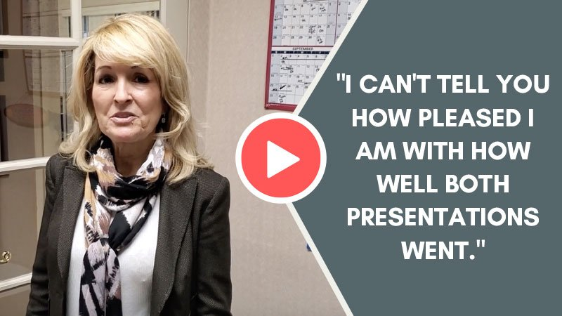 Testimonial Video – Suzanne Murdoch | VP of Sales, PHM Hotels