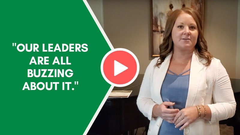Video Testimonial– Courtney Siegel | CEO, Oakmont Senior Living