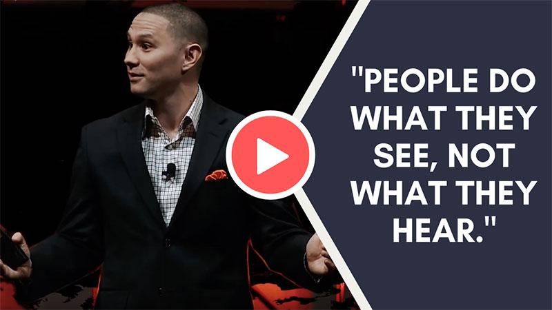 Ted Ma Keynote Speaker Reel