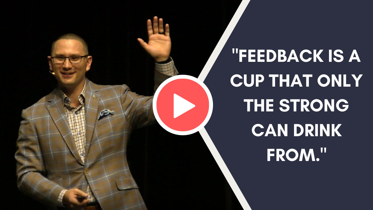 Video – Keynote Speaker Ted Ma What Type of Leader Are You