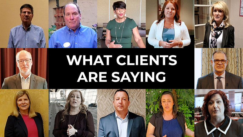 Ted Ma, What Our Clients Are Saying